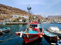 ¡N de Puerto de Mogà fotografía de archivo libre de regalías