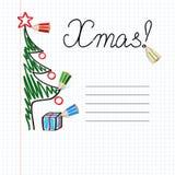 ¡Navidad feliz! Fotos de archivo