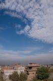 ¡Nubes! Imagenes de archivo