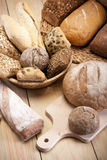 ¡Pan de la hornada! Fotografía de archivo libre de regalías