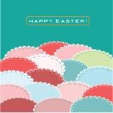 ¡Pascua feliz! Fotos de archivo