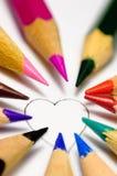 ¡Pinte su amor! Imagen de archivo libre de regalías