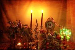 ¡Pronto el día de fiesta del Año Nuevo! Imagen de archivo