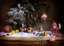 ¡Pronto el día de fiesta del Año Nuevo! Fotografía de archivo libre de regalías