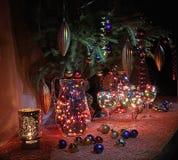 ¡Pronto el día de fiesta del Año Nuevo! Foto de archivo libre de regalías