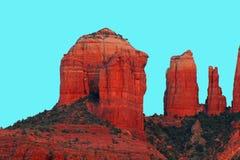 ¡Rocas de Sedona! fotos de archivo libres de regalías