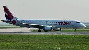 ¡SALTO! Air France echa en chorro en el aeropuerto de Francfort, FRA