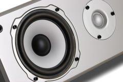¡Sonidos buenos! Imagen de archivo libre de regalías