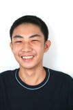 ¡Sonrisa grande! Foto de archivo libre de regalías