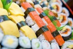 ¡Sushi! Fotografía de archivo libre de regalías