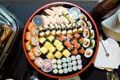 ¡Sushi! Foto de archivo libre de regalías