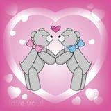 ¡Te amo! Stock de ilustración