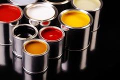 ¡Tiempo de la pintura! Fotografía de archivo libre de regalías