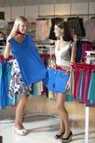 ¡Tiempo de las compras! Foto de archivo libre de regalías