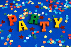 ¡Tiempo del partido! Imágenes de archivo libres de regalías