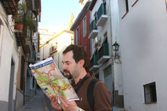 ¡Turistas! Imagen de archivo libre de regalías