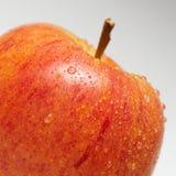 ¡Un Apple al día guarda al doctor Away! Fotografía de archivo