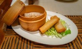 ¡Un plato chino!! imágenes de archivo libres de regalías