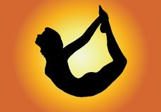 ¡Yoga! libre illustration