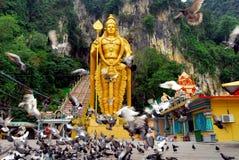 «Лорд Murugan Статуя» Стоковые Изображения RF