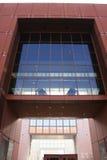 ° 11 Italie, Milan de VOÛTE et de CONSTRUCTIONS de la La BICOCCA Photographie stock libre de droits