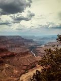 ° de› d'â de Grand Canyon photographie stock libre de droits