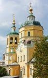 ² de Ilâ do ka do ³ de Prorà da igreja mim, Serpukhov, Rússia Foto de Stock