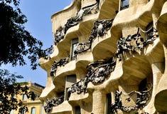 ³ Batllà Касы - Барселона España стоковые изображения