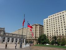 ³ n de Plaza de la Constitucià Imagens de Stock Royalty Free
