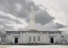 ³ n de Sagrado Corazà del al de Monumento Fotos de archivo libres de regalías