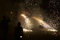 ³ tradicional de Sant Pere de Torellà das celebrações fotos de stock