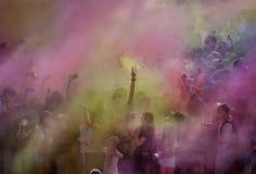 ³ w do kolorà de Festiwal, ‡ 2017 do› Ä de ZamoÅ poland Imagem de Stock Royalty Free