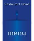 ¹ do menà do restaurante do vetor (02) Foto de Stock Royalty Free