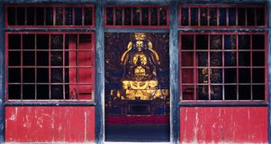 ¼ Œ d'Avalokitesvaraï photos libres de droits
