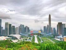 ¼ ŒChina de ShenZhenï fotos de archivo