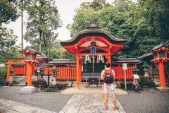 ¼ ŒThousands di questo accademico, Giappone di Kibitsuï immagine stock