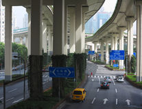 ¼ Китай Shanghaiï Стоковое фото RF