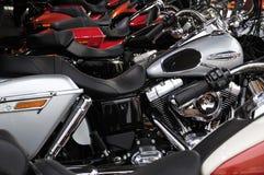 ¼ Cina automatica 2012 del motorcycleï di Harley Davidson fotografia stock libera da diritti