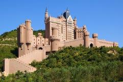 ¼ Cina del ï del castello di Dalian Fotografie Stock