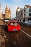 ¼ Cina del cityï di Qingdao fotografia stock libera da diritti