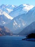 ¼ del mountainï della neve tianshan Fotografie Stock Libere da Diritti