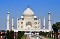 ¼ India di Taj Mahalï Fotografie Stock Libere da Diritti