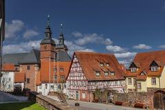 ¼ rn Германия Walldà паломничества стоковая фотография