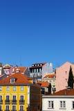 ½ o Bento, Lisbon, Portugal för SïÂ-¿ Fotografering för Bildbyråer