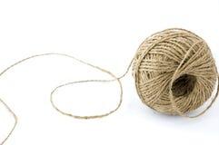 bola de la cuerda del camo imgenes de archivo libres de regalas - Cuerda Caamo