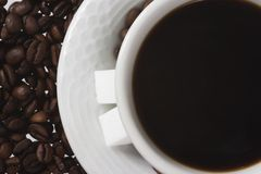 ¿Café? Fotografía de archivo