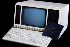¿Computadora portátil original? Fotos de archivo