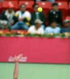 ¿Cualquier persona para el tenis? Imagenes de archivo