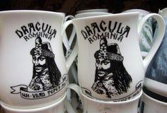 ¿Dracula o Vlad Tepes? Fotografía de archivo libre de regalías