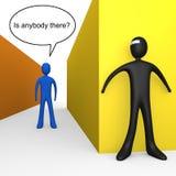 ¿Está cualquiera allí? libre illustration